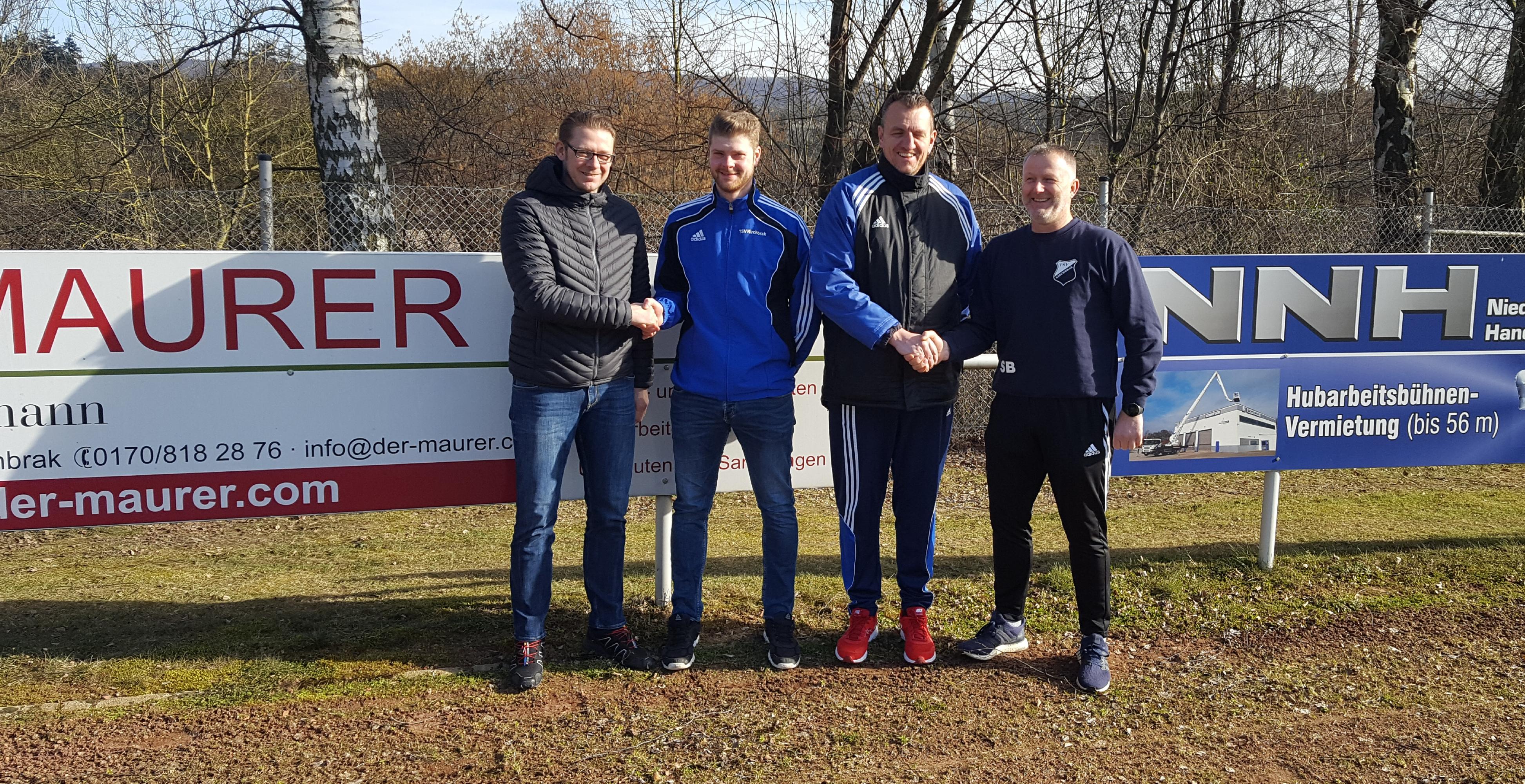 TSV Kirchbrak - News